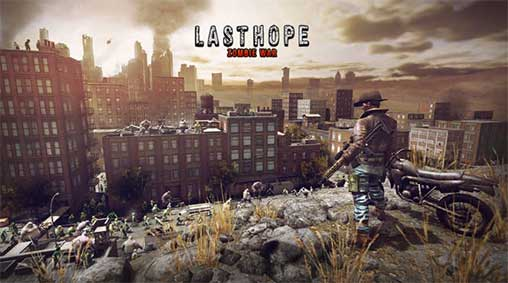 Last Hope Sniper - Zombie War 1 58 Apk + Mod (Money) for Android