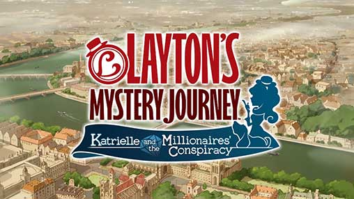 Layton's Mystery Journey 1 0 6 Full Apk + Data for Android