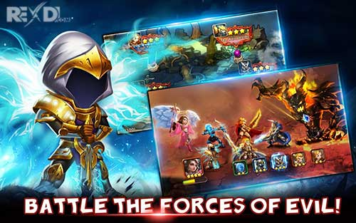 League of Angels - Fire Raiders Apk