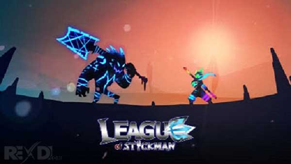 League Of Stickman 5 8 7 Apk Mod Free Shopping For Android