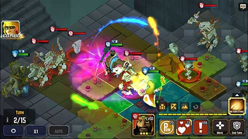 Legacy Quest Rise of Heroes Apk
