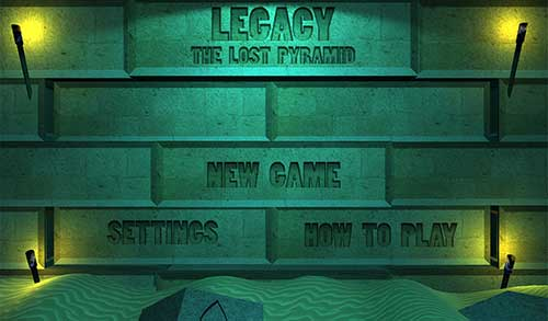 Legacy – The Lost Pyramid