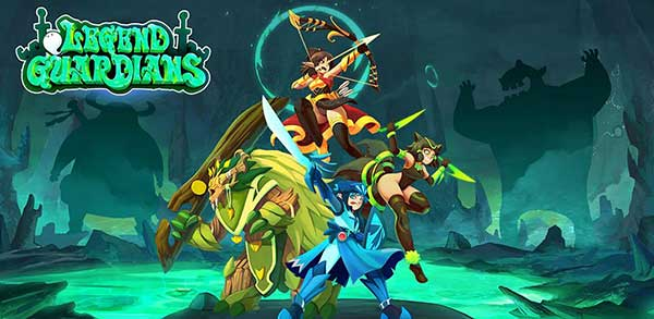 Legend Guardians 1 1 1 Full Apk Mod Free Shopping Android
