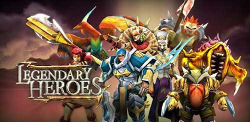 Legendary Heroes MOBA 3 0 47 Apk + Mod Coins for Android