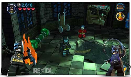 LEGO Batman DC Super Heroes Apk