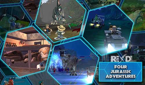 LEGO Jurassic World 1 08 1 Apk Mod Data Android All GPU