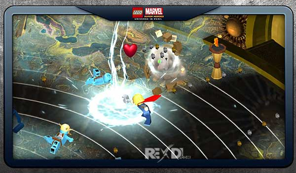 LEGO Marvel Super Heroes Apk