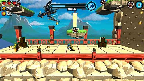 LEGO Ninjago Skybound Apk