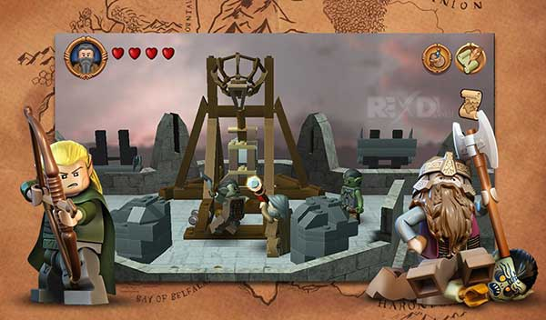 LEGO The Lord of the Rings Apk