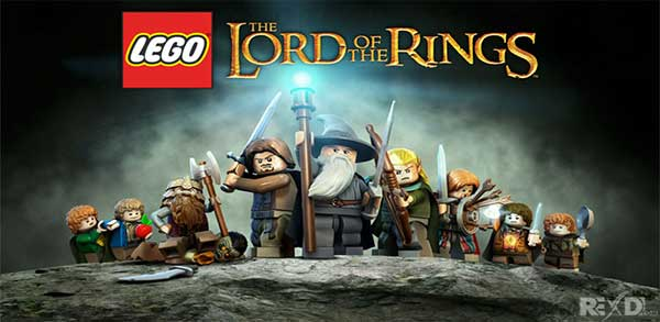 LEGO The Lord of the Rings Mod