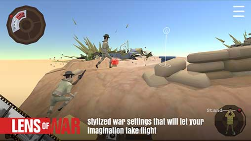 Lens of War Apk