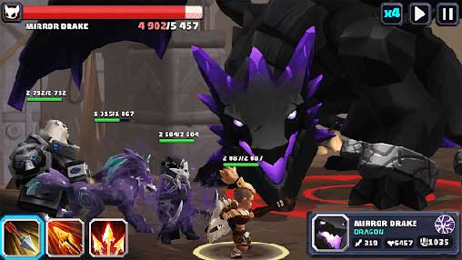 Lionheart: Dark Moon RPG Apk