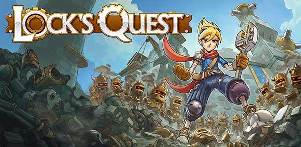 Lock's Quest Mod