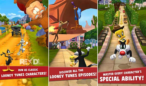 Looney Tunes Dash Apk