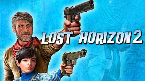Lost Horizon 2 1.3.3 (FULL) Apk + Data for Android