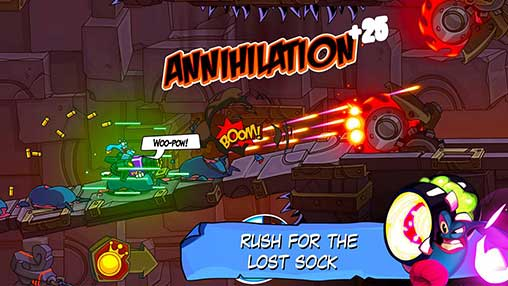 Lost Socks: Naughty Brothers Apk