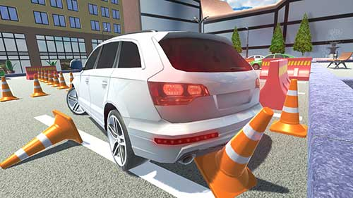 Luxury Parking Apk
