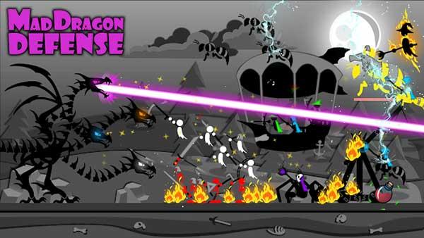 Mad Dragon Defense Mod
