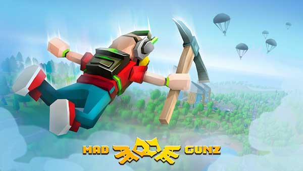 Mad GunZ mod
