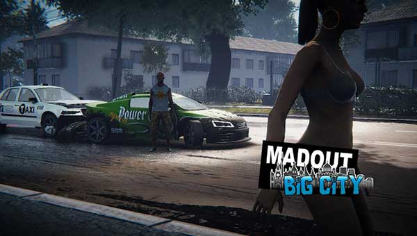 Mad Out 2 Big City Online