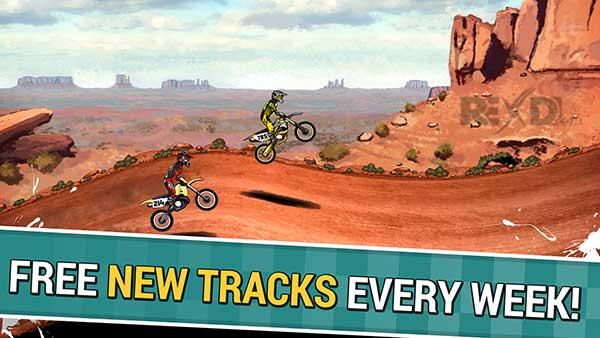 Mad Skills Motocross 2 Mod Apk 2.22.1342 (Rockets ...