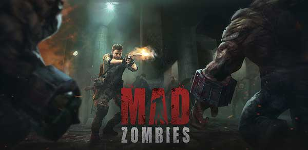 MAD ZOMBIES 5 22 2 Apk + MOD (Money/Gold/Free-Shopping)