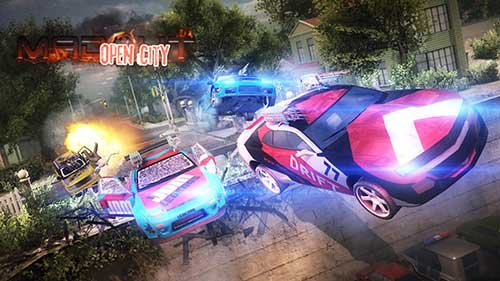 MadOut Open City Apk