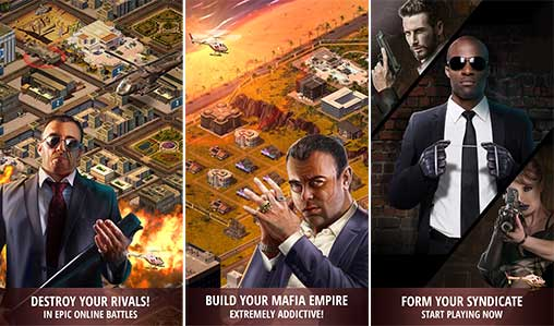 Mafia Empire: City of Crime Apk