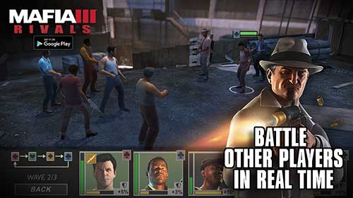 Mafia III Rivals Apk