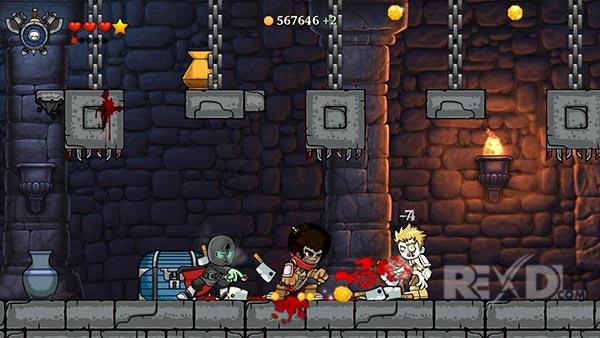 Magic Rampage Apk