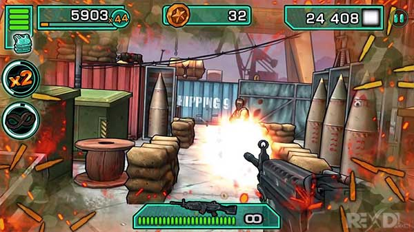 Major GUN FPS endless shooter Apk