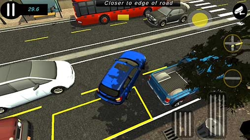 Manual gearbox Car parking Apk