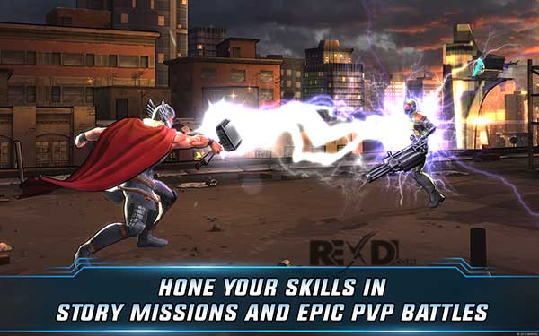 Marvel Avengers Alliance 2 Apk