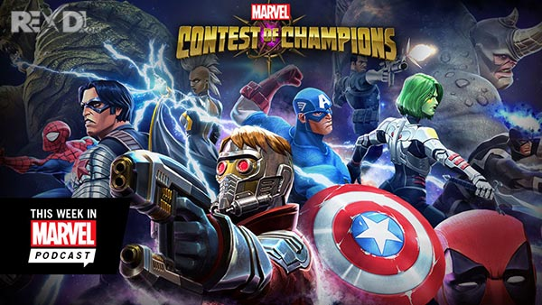 Marvel Contest of Champions 24 1 1 Apk + MOD (Damage/Blood