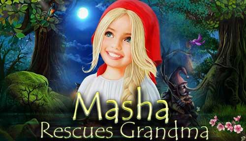 Masha rescues grandma PRO