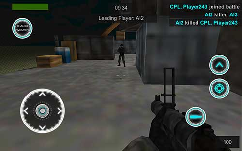 Masked Shooters Single-player Apk