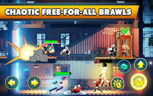 Mayhem Combat - Fighting Game Apk