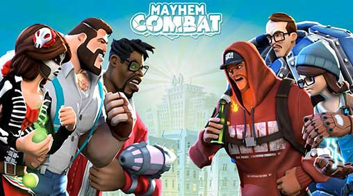 Mayhem Combat - Fighting Game