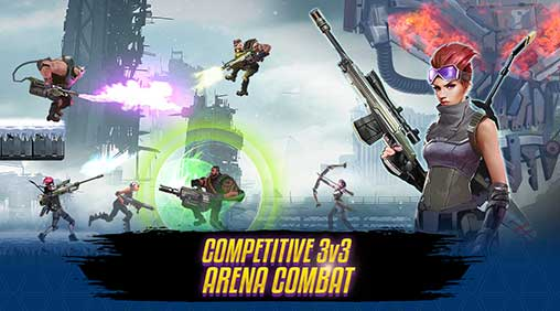Mayhem - PvP Arena Shooter Apk