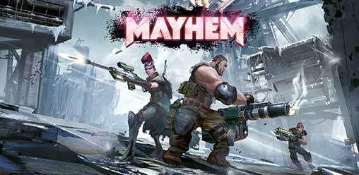 Mayhem - PvP Arena Shooter