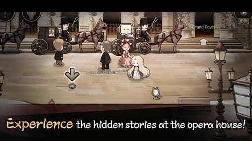 MazM: The Phantom of the Opera Apk