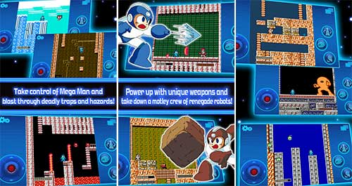 MEGA MAN MOBILE 1-6 Apk