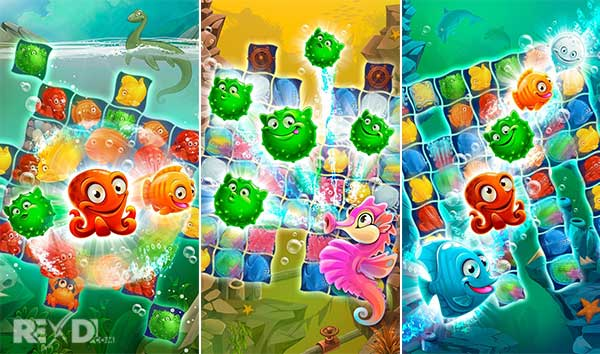 Mermaid puzzle Apk