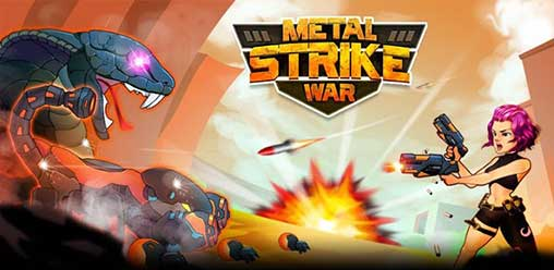 Metal Strike War