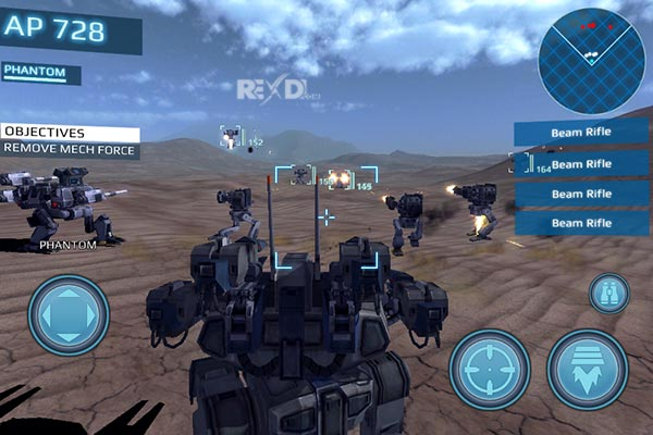Metal Wars 3 android