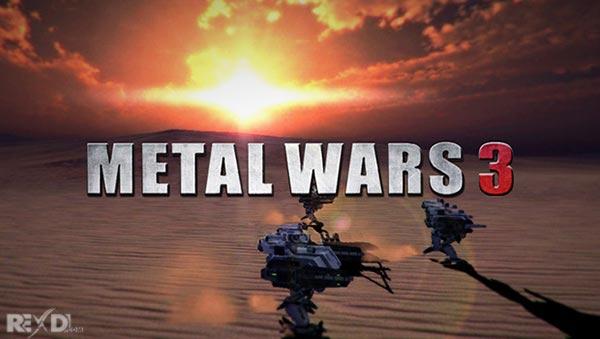 Metal Wars 3 apk