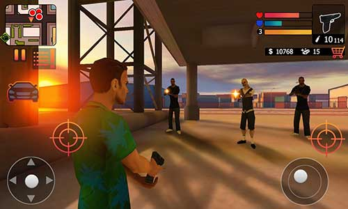 Miami Saints Crime lords Apk