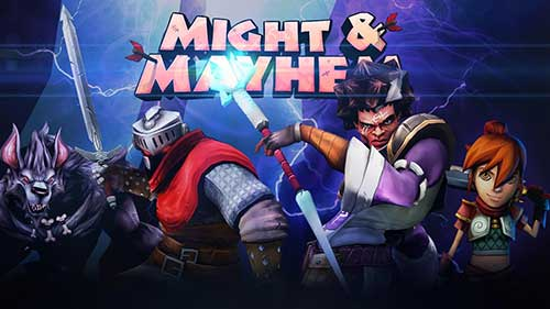Might and Mayhem Battle Arena