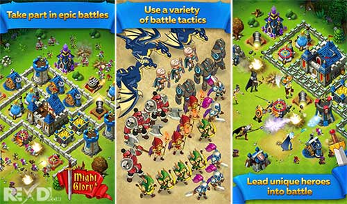 Might and Glory Kingdom War Apk