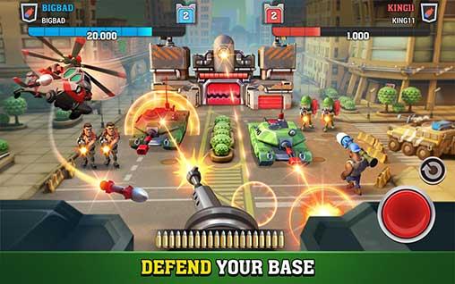 Mighty Battles Apk